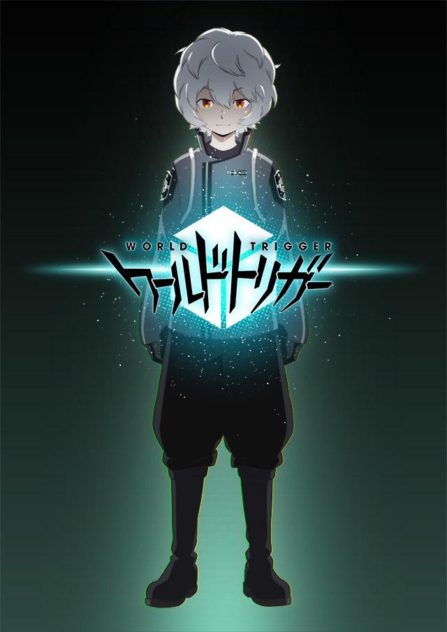 New World Trigger Anime Season Premieres on January 9
