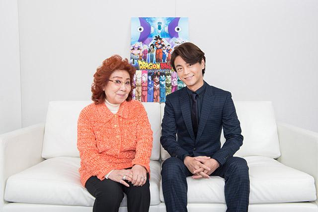 氷川:子どもの頃より、『ドラゴンボール』をはじめさまざまなアニメを通して、野沢さんの声でずっと育った世代なので、今日はお会いできて大変光栄です!